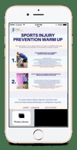 Sports Injury Exercises